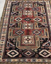 An Awesome Antique Collector Item, Kuba Caucasian Prayer Rug
