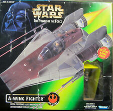 Star Wars: Power Of The Force A-WING FIGHTER CON PILOTA VEICOLO