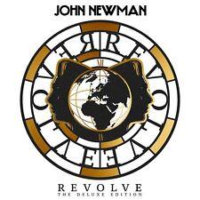 JOHN NEWMAN - REVOLVE: DELUXE EDITION CD ALBUM (Released October 16 2015)
