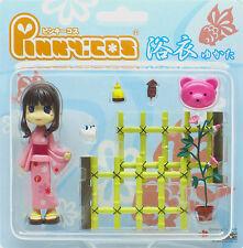 Pinky:st Street PC003 Yukata Standing Pose Version Vinyl Toy Figure Anime Japan
