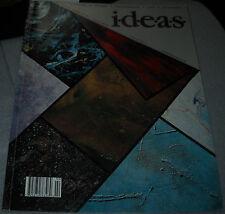 I.d.e.a.s. Magazine Vol 11 No 2 1994 Interiors Design Environment Art Structures
