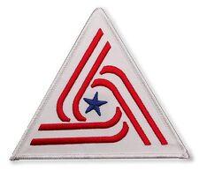 "USCSS NOSTROMO Crew Patch ""Tricentenial Stars & Stripes"" - ALIEN / ALIENS"