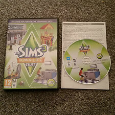 The Sims 3 Town Life Stuff Expansion Pack PC or MAC