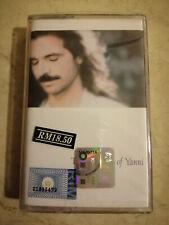 Yanni - The Very Best Of Yanni - Malaysia Original Press Cassette (Brand New)