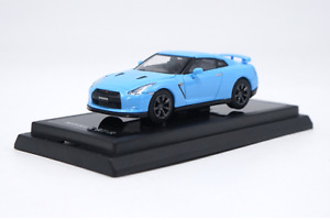 Kyosho 1/64 Alloy car model, NISSAN GT-R collect gifts 12 colors