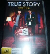 True Story (With Hamish & And andy) (Australia Region 4) DVD - NEW