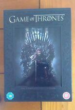 George R R Martin's Game Of Thrones: Series/Season 1 Box Set (DVD, Region 2)