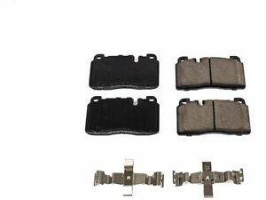 For 2013-2017 Audi Q5 Disc Brake Pad and Hardware Kit Front Power Stop 15668MB