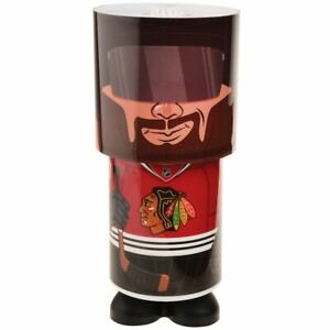 Chicago Blackhawks Desk Lamp Light Logo Ceiling Projector Official Licensed NHL