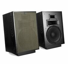 Klipsch Heresy IV Black Ash (Pair) Floorstanding Speakers