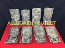 Lot of 8 - US Military Army ACU Molle Double Mag Ammo Pouches Good Condition