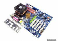 Gigabyte GA-8ISXT-FS REV:1.0 LGA775Mainboard  + Intel Pentium 4 mit 3,20GHz, 1A