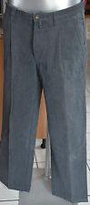 muy bonito pantalones de hombre gris MARLBORO CLASSICS talla 42