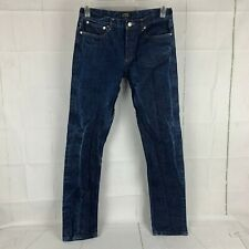APC Petit Standard Men's Size 31 x 33.5 Jean Droit Etroit Selvedge Denim Jeans