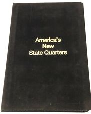 Fifty State America's New State Quarters. Gold Plated Coins. Year 99-08