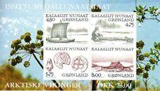 GROENLAND - GRONLAND Yvert Bloc n° 17 neuf sans charnière MNH