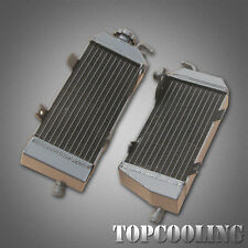 Alloy Aluminum Radiator For Honda CRF450 CRF450R 2009-2012 2010 2011 2 Row/Core