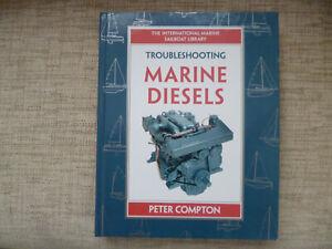 Troubleshooting Marine Engines - Peter Compton - ISBN 0070123543