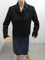 Giacca COSTUME NATIONAL Donna Taglia Size 44 Jacket Woman Veste Femme Lana 7430