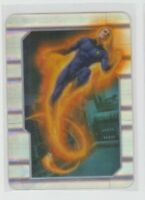 Marvels Fantastic 4 Holo-Celz Insert Trading Card 7 of 12