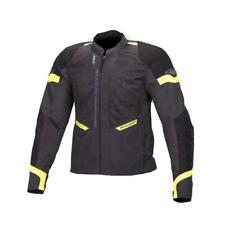 MACNA Event Mesh Motorcycle Jacket BK/GY/FL Small