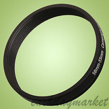 58mm a 55 mm 58-55 58-55mm 58mm-55mm stepping Step Down Filtro Anello Adattatore