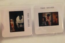 TAXI DRIVER (1976) Color Photo Slides (4) For DVD Release; Robert De Niro