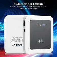 Wireless WiFi Router Portable Router Universal Non-SIM-Card International 4G/3G