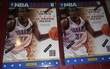 2012-13 PANINI Hoops Basketball 11 pack Blast Box lot Kawhi Butler RCs Possible