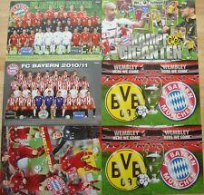 POSTER 6 __ FC Bayern München __ raccolta // Collection __ 28 CM x 42 cm