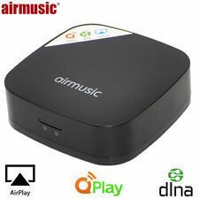 AirMusic WiFi DLNA Qplay Music Audio Receiver/Player For IOS Android Windows NEW