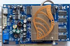 Gigabyte Technology NVIDIA GeForce 6600 GV-NX66128DP Video Card (IL/RT6-9896-...