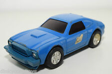 TONKA MADE IN JAPAN TINPLATE BLECH FORD MUSTANG BLUE EXCELLENT CONDITION