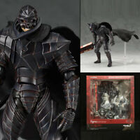 Anime Figma 410 Berserk Guts Berserker Armor Ver. Action Figure Toy New In Box
