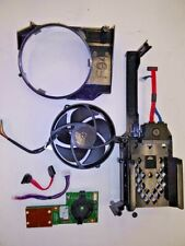 XBox 360 Slim Fan, touch sensor, HD cradle and wires Used