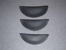 Black Skee Ball Scoring Ring Sand Pad Set For Skeeball Games * Made in USA