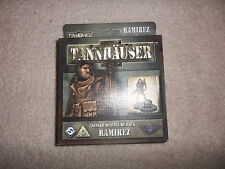 Fantasy Flight Tannhauser Ramirez Miniature Pack