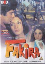 FAKIRA - B4U & EROS  BOLLYWOOD DVD - Shashi Kapoor, Shabana Azmi, Aruna Irani.