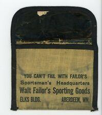 Walt Failor's Sporting Goods Aberdeen Washington Hunting fishing license wallet