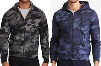 Polo Ralph Lauren Military Army Camo Full-Zip Hoodie Jacket Jogger Training Men