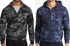 Polo Ralph Lauren Men Military Army Camo Full-Zip Hoodie Jacket Jogger Training