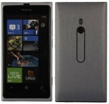 Skinomi Brushed Aluminum Full Body Cover+Screen Protector for Nokia Lumia 800