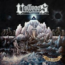 VULTURES VENGEANCE - The Knightlore (NEW*LIM.BLACK VINYL*C.UNGOL*OMEN*VISIGOTH)
