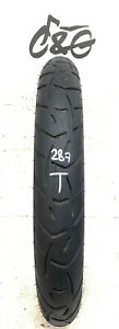 Metzeler Tourance Next   100/90-19 57v   Part Worn Motorcycle Tyre 287