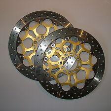 Ducati ST4 ST4s Disques de frein avant / Front brake discs