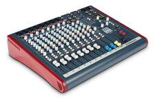 Équipements Allen & Heath pour mixage studio