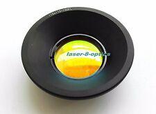 10.6μm CO2 Laser F-theta Scan focus lens FL150/110x110mm 10600nm marking machine