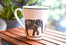 More details for new handmade ceramic coffee tea mugs gift boxed: owl elephant