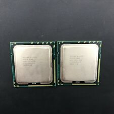2X Intel Xeon X5570 SLBF3 Quad-Core CPU Processor 1333 MHz 2.93 GHz LGA 1366