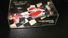 MINICHAMPS 1.43 F1 PANASONIC TOYOTA RACING TF102 SHOWCAR 2002 A NISH OLD STOCK